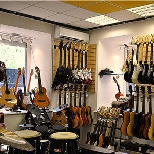 Музыкальные магазины Балыксы