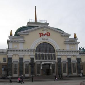 Железнодорожные вокзалы Балыксы